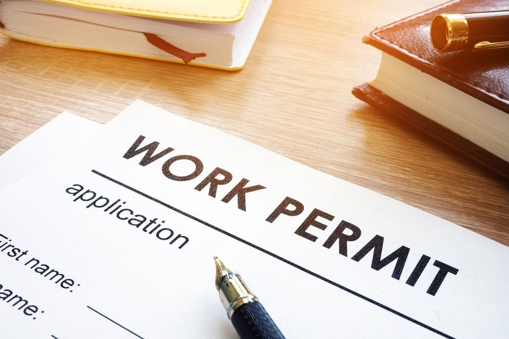 New work permit for temporary to permanent resident applications!